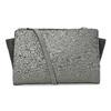 Crossbody kabelka s kamínky bata, šedá, 961-1885 - 16