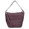 Dámská vínová kabelka se zipy gabor-bags, červená, 961-5050 - 16