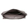 Stříbrná crossbody kabelka se cvočky gabor-bags, bronzová, 961-1045 - 15