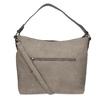 Béžová kabelka s metalickými detaily gabor-bags, béžová, 961-8001 - 16