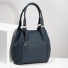 Tmavě modrá dámská kabelka gabor-bags, modrá, 961-9024 - 17