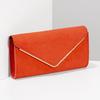 Cihlově oranžové psaníčko bata, červená, 969-5707 - 17
