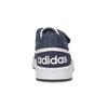Dětské ležérní tenisky se suchými zipy adidas, bílá, 301-1208 - 15