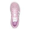 Dětské tenisky z broušené kůže růžové adidas, růžová, 303-5212 - 17