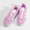 Dětské tenisky z broušené kůže růžové adidas, růžová, 303-5212 - 16