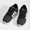 Dětské sportovní tenisky černo-modré adidas, černá, 109-6200 - 16