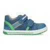 Modré dětské ležérní tenisky bubblegummers, modrá, 111-9625 - 19