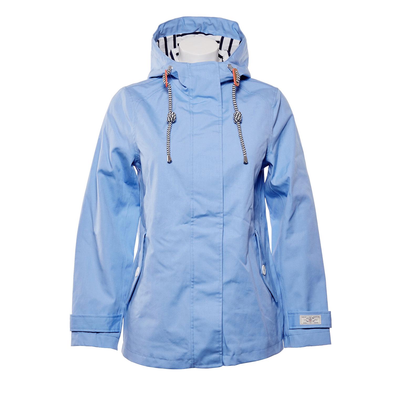 Dámská jarní bunda s kapucí