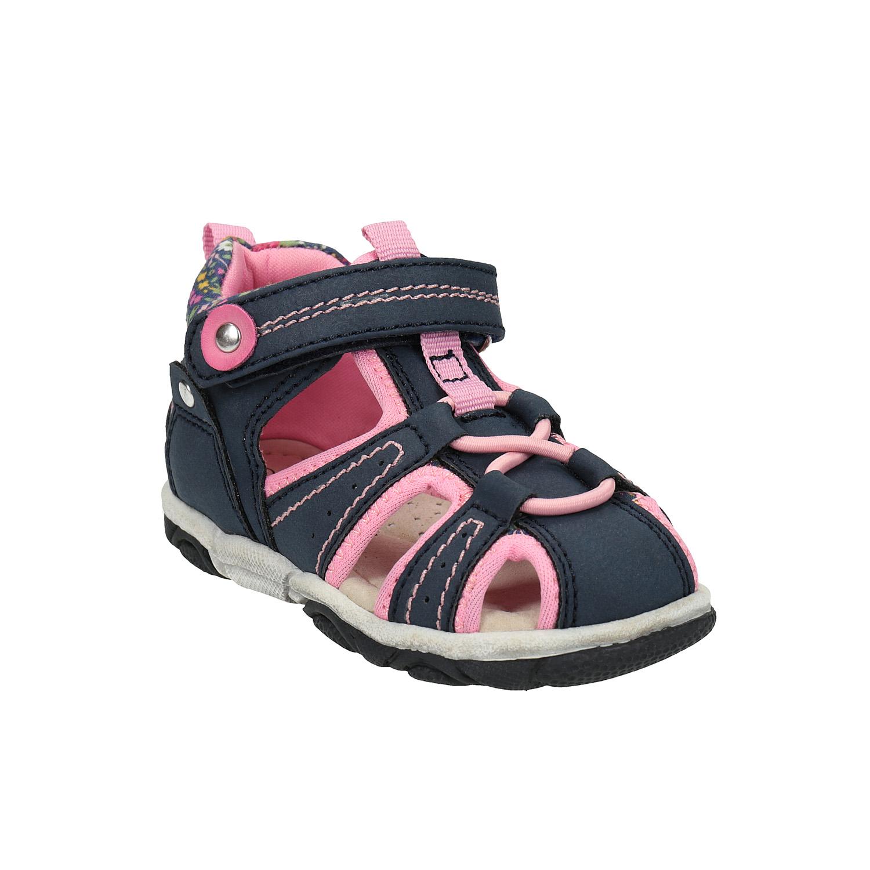 Dívčí sandály na suchý zip