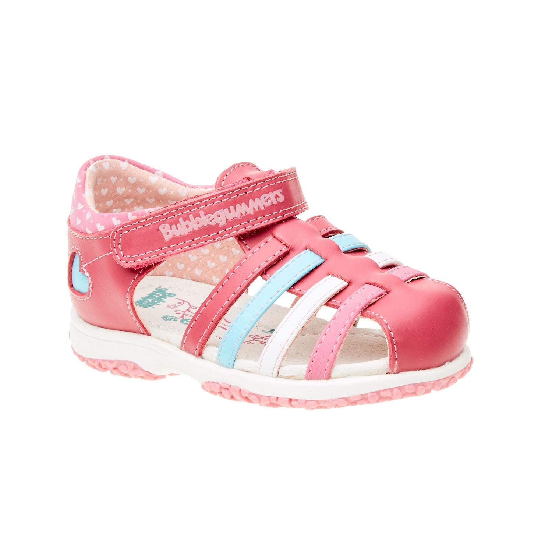 Dětská obuv s uzavřenou patou