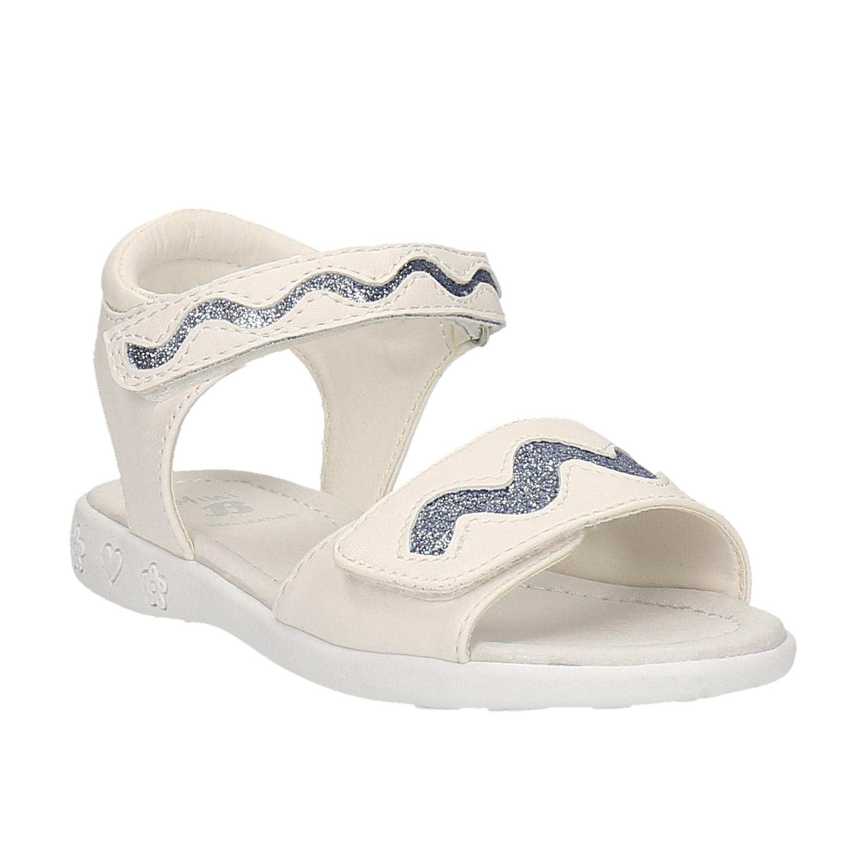 Dívčí sandály se třpytkami