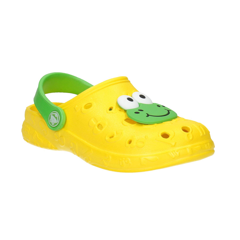 Dětské sandály Clogs s žabičkou