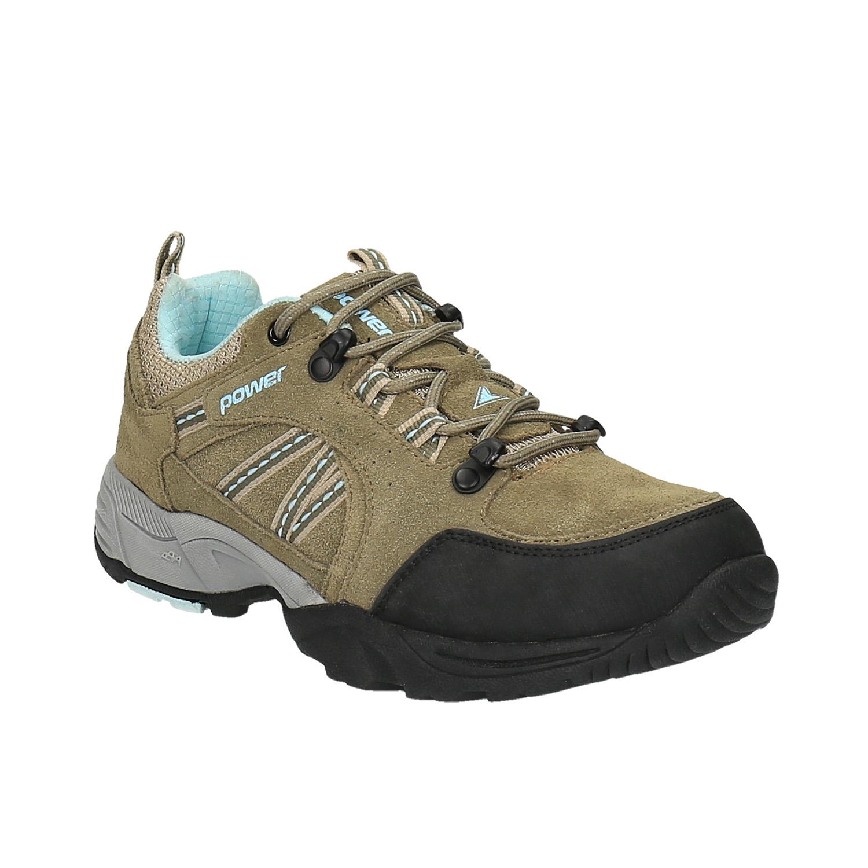 Dámská kožená obuv v Outdoor stylu