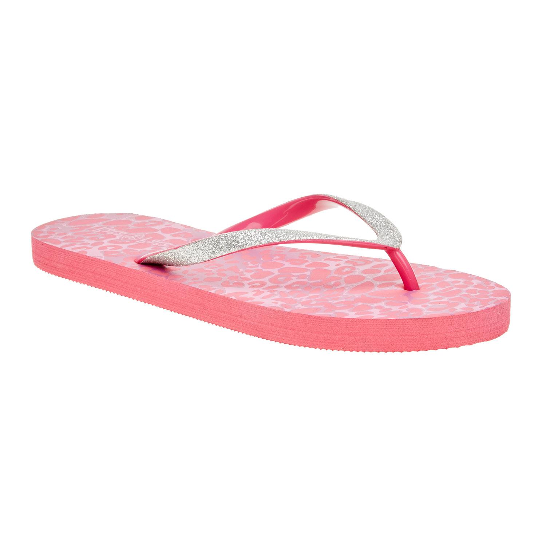 Dámské růžové žabky