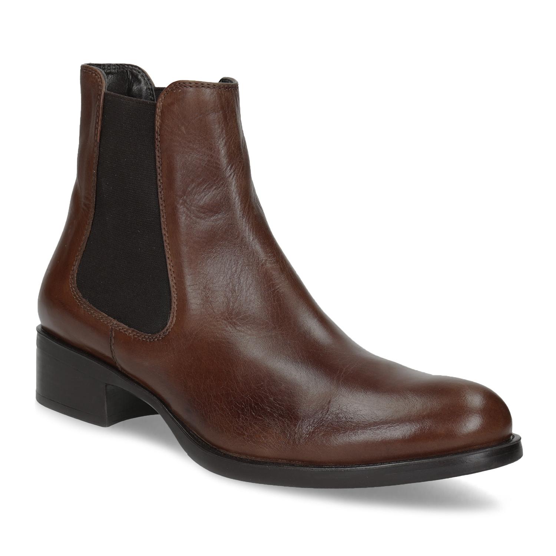 Skórzane buty Chelsea - 5944448