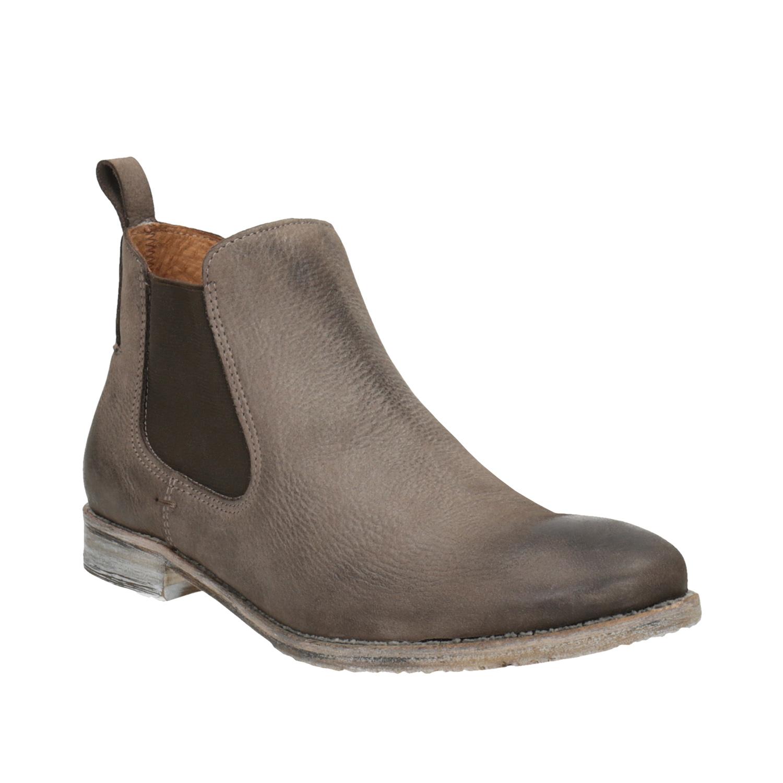Kožené Chelsea Boots