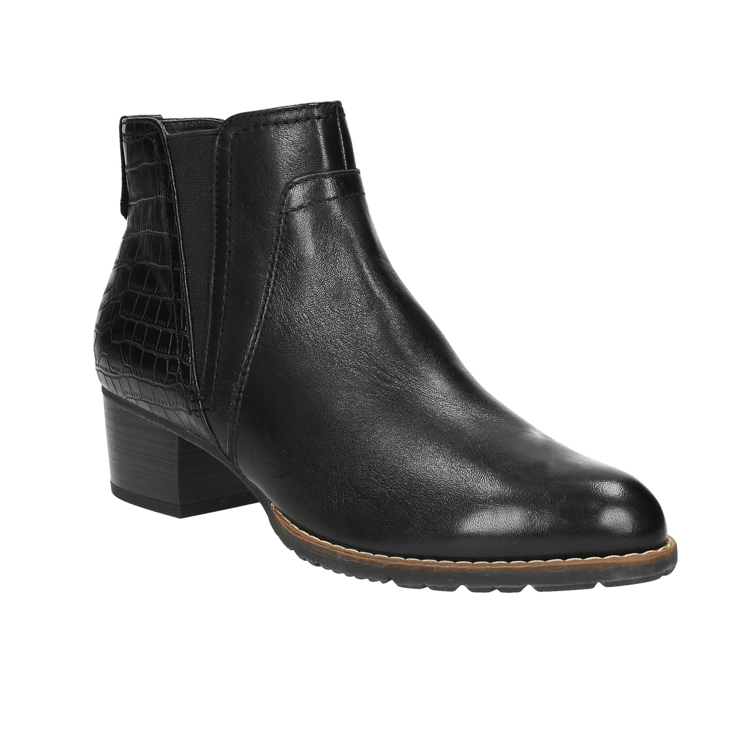 Dámská kotníčková obuv šíře H