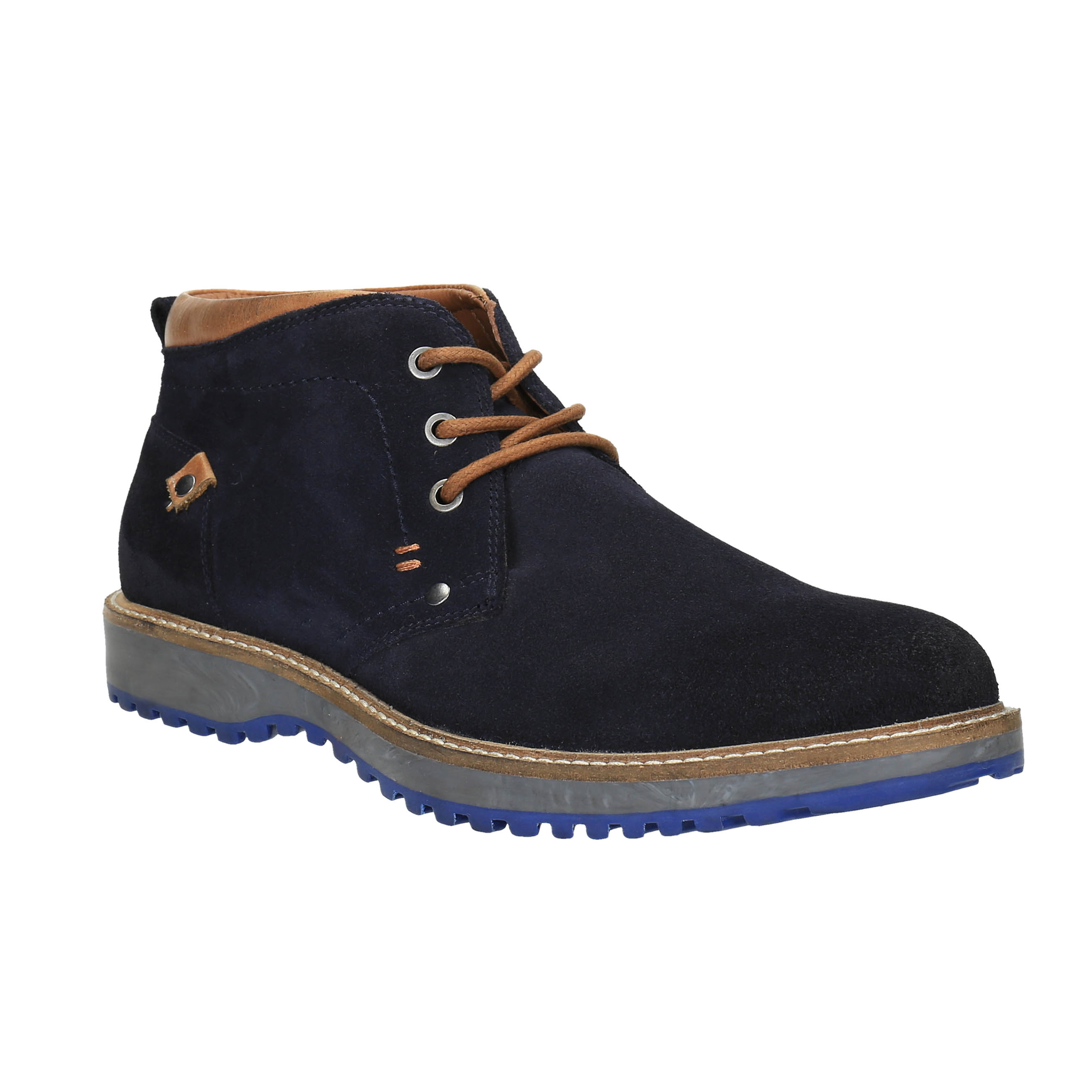 Pánská obuv ve stylu Chukka Boots