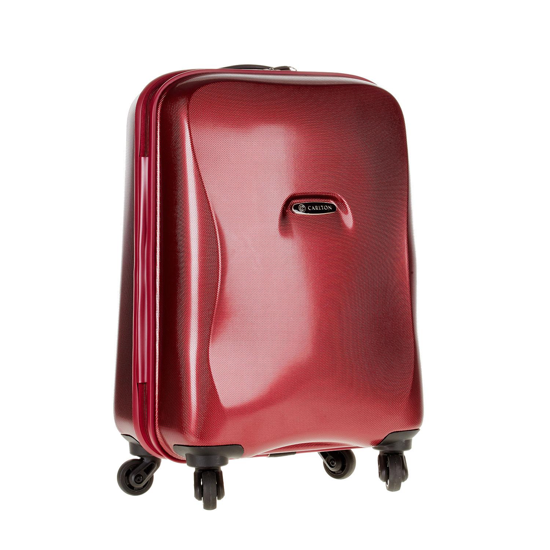Skořepinový kufr na kolečkách
