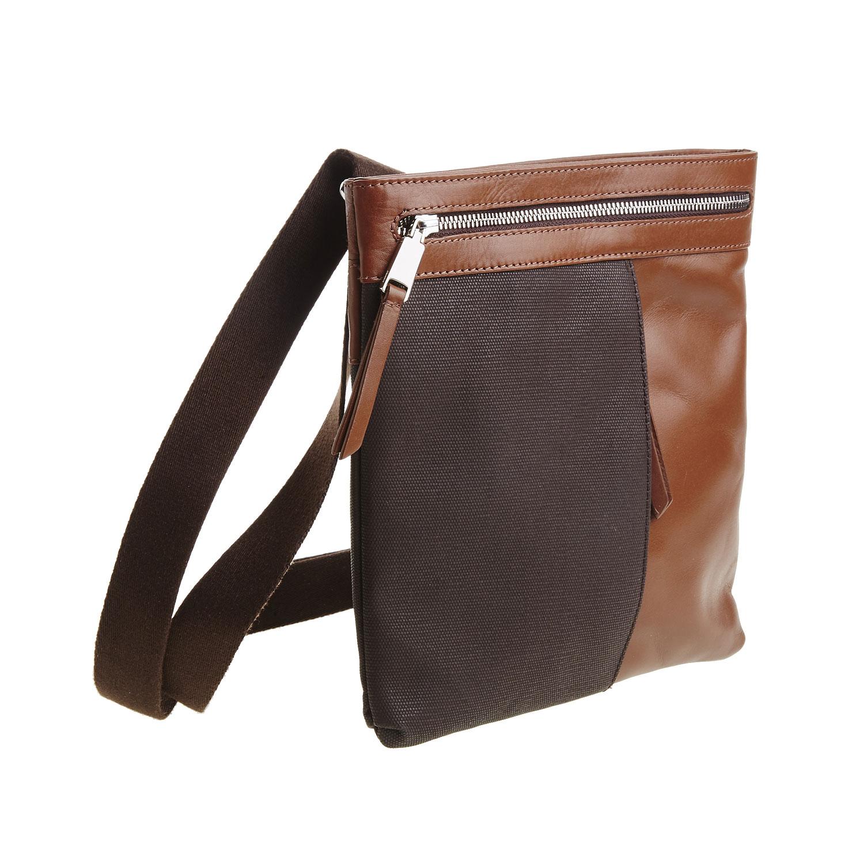 Pánská kožená Crossbody taška