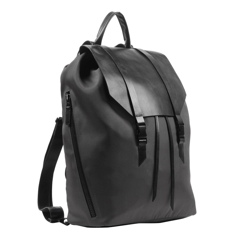 Czarny plecak - 9646208