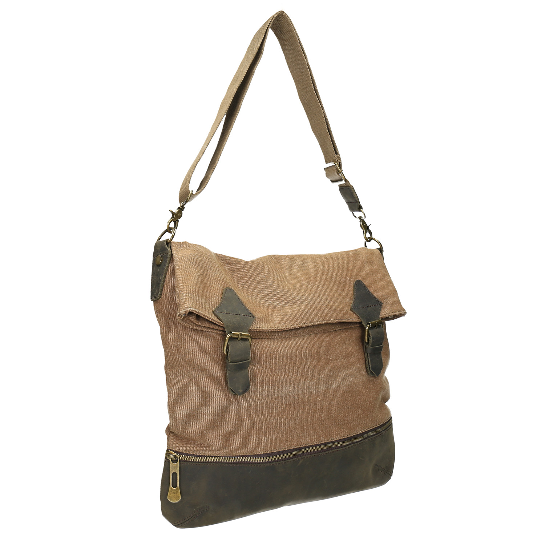 Prostorná Crossbody taška