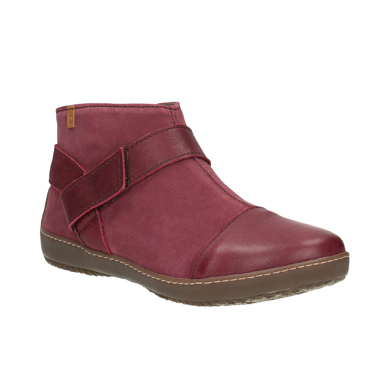 Kožená dámská obuv