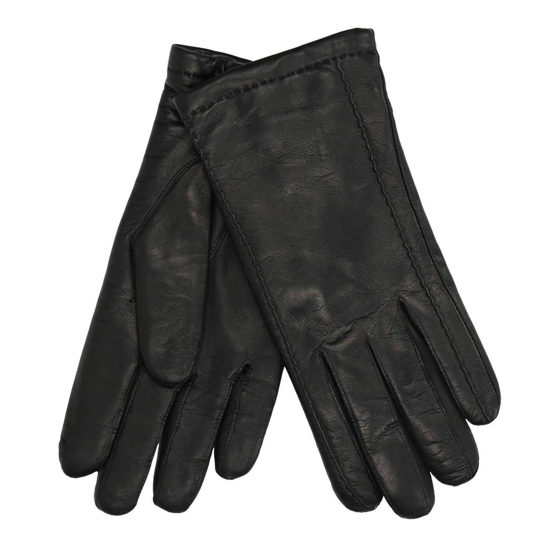 Kožené rukavice s vlněnou podšívkou