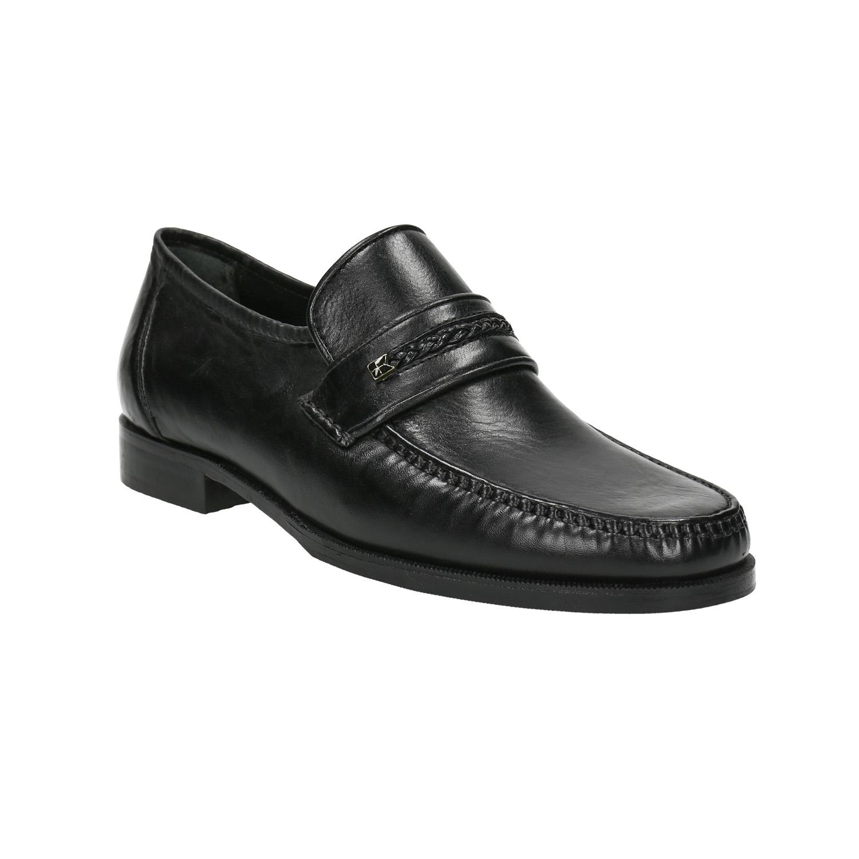 Kožená pánská Loafers obuv
