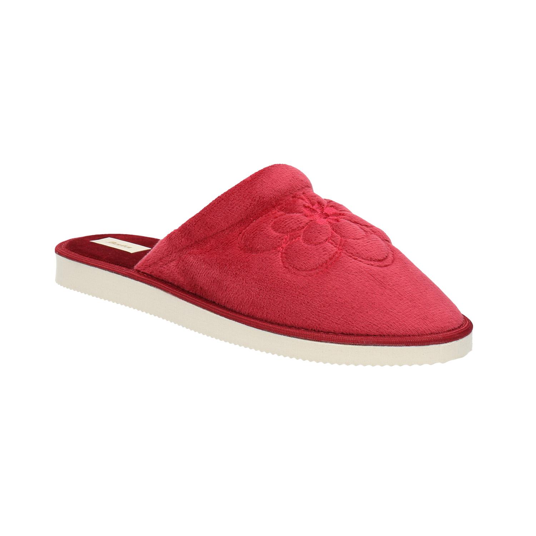 Domácí dámská obuv