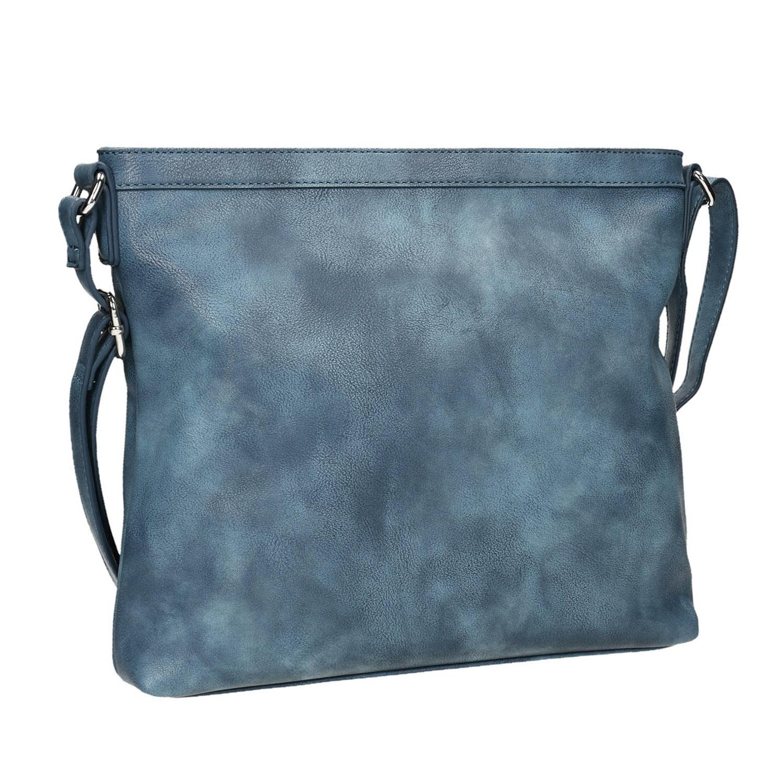Modrá Crossbody kabelka