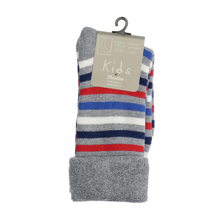 Teplé dětské ponožky