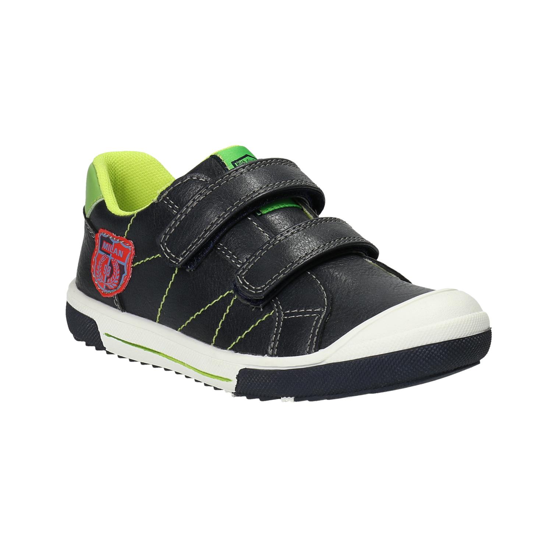 Dětská obuv na suché zipy