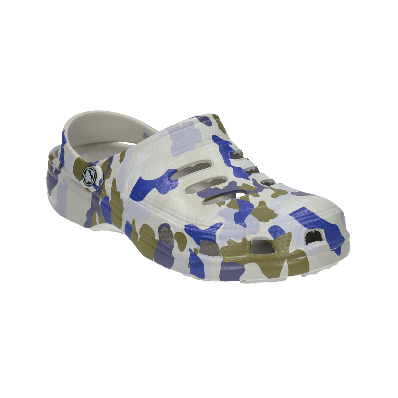 Pánské sandály se vzorem