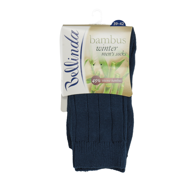 Pánské bambusové ponožky zimní