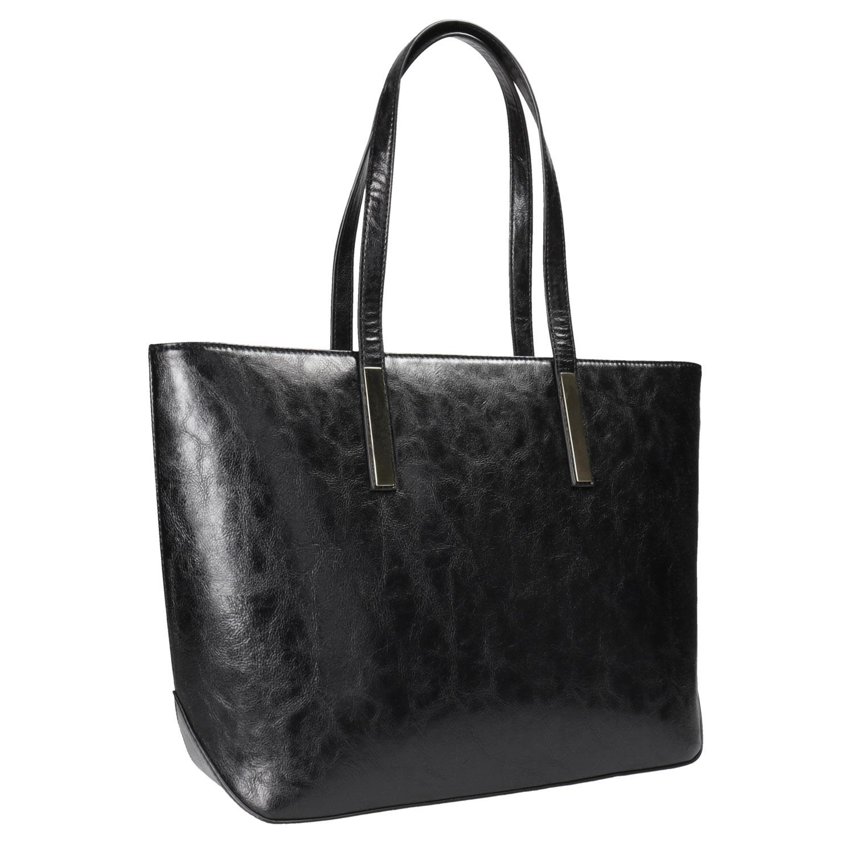 Černá dámská Shopper kabelka