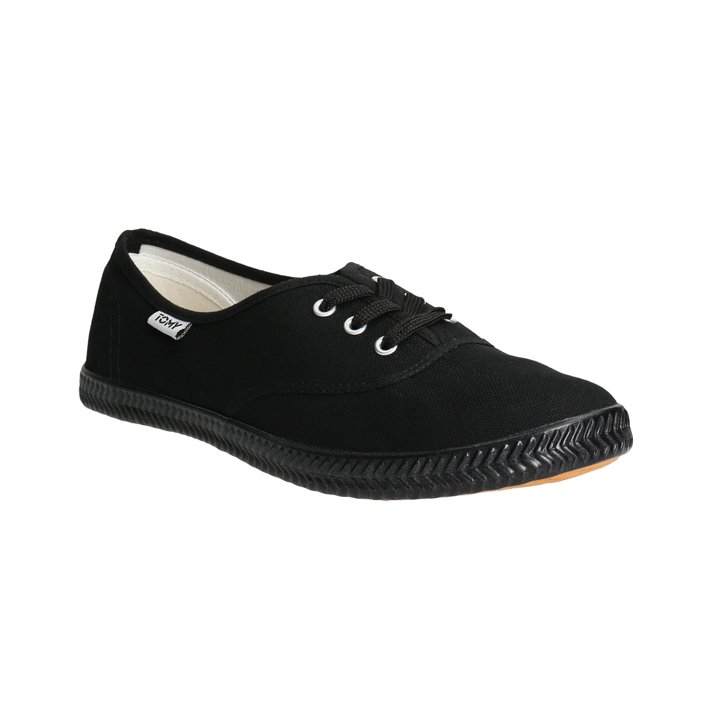 Černé dámské tenisky