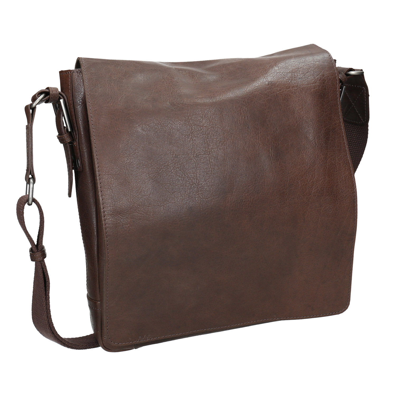 Kožená taška v Crossbody střihu