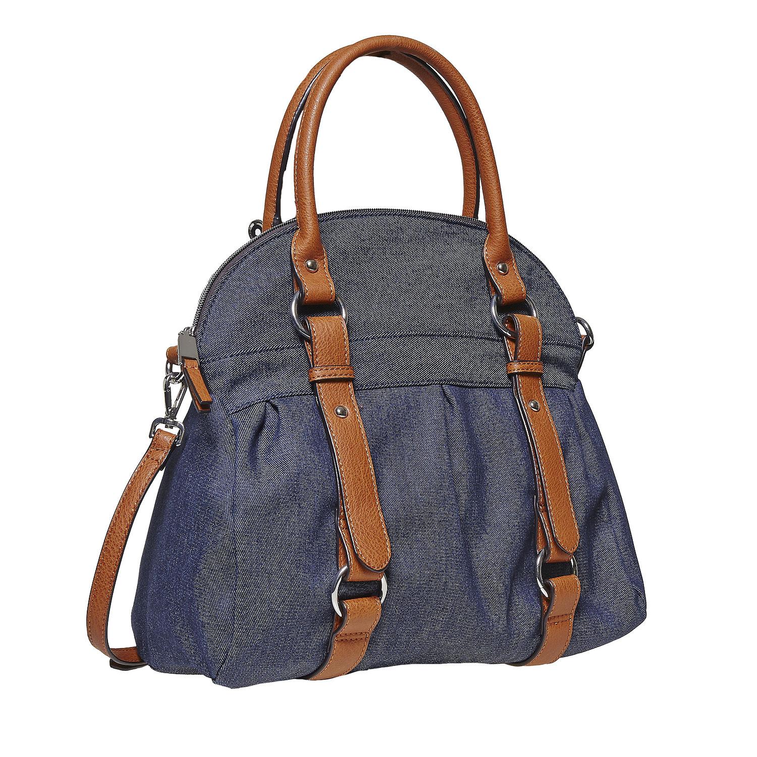 Damska dżinsowa torba - 9699336