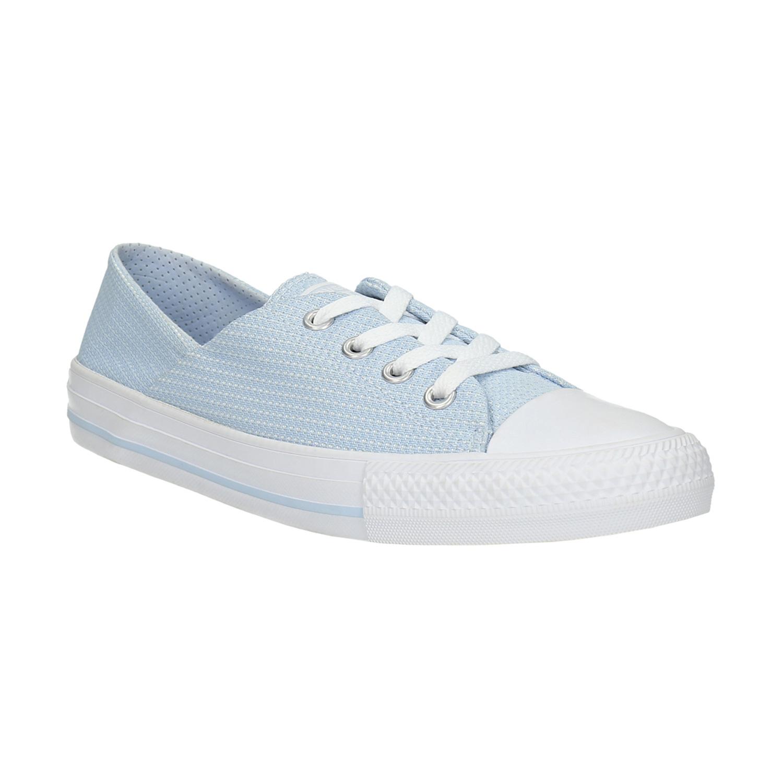 Modré dámské tenisky