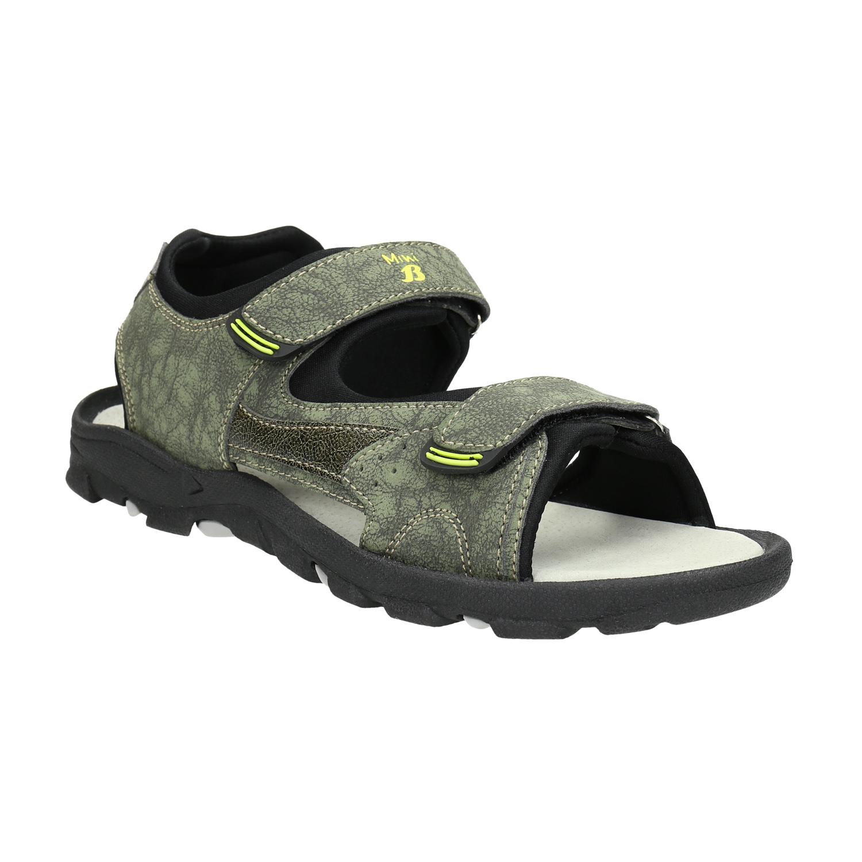 Sandály na suché zipy dětské