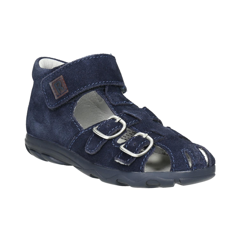 Kožené chlapecké sandály