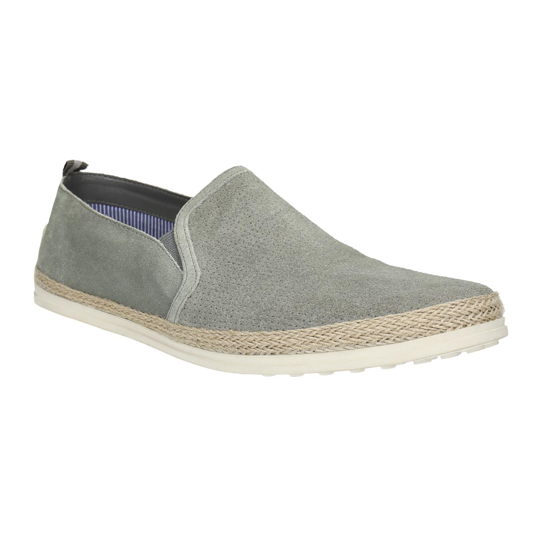 Kožená pánská Slip-on obuv