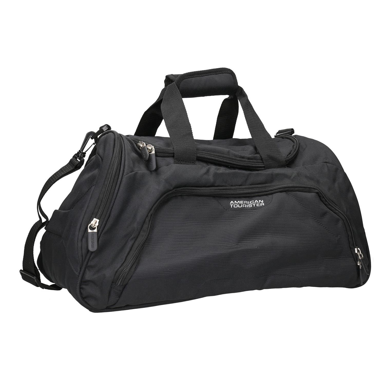 Černá cestovní taška
