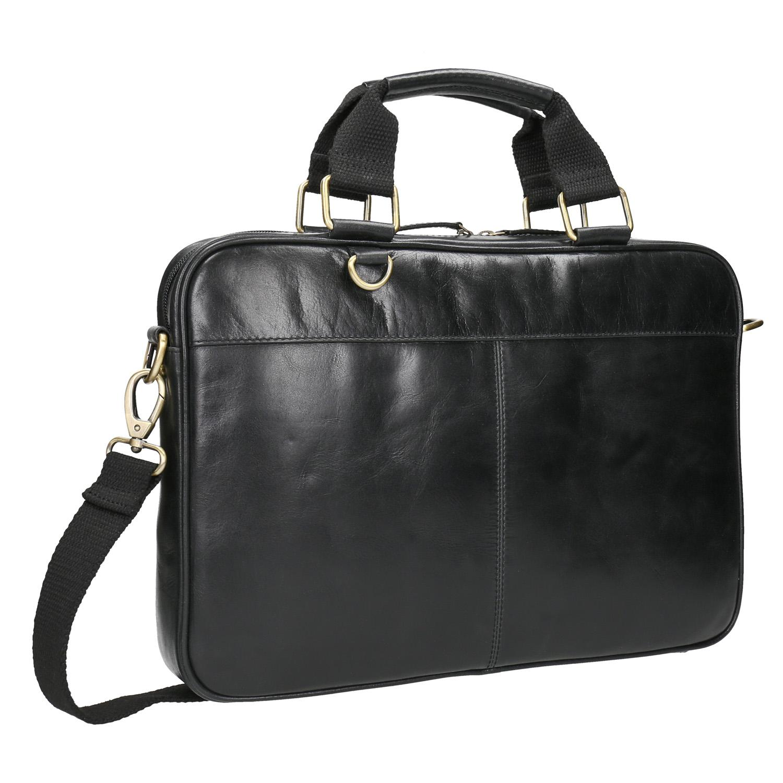 Kožená unisex taška