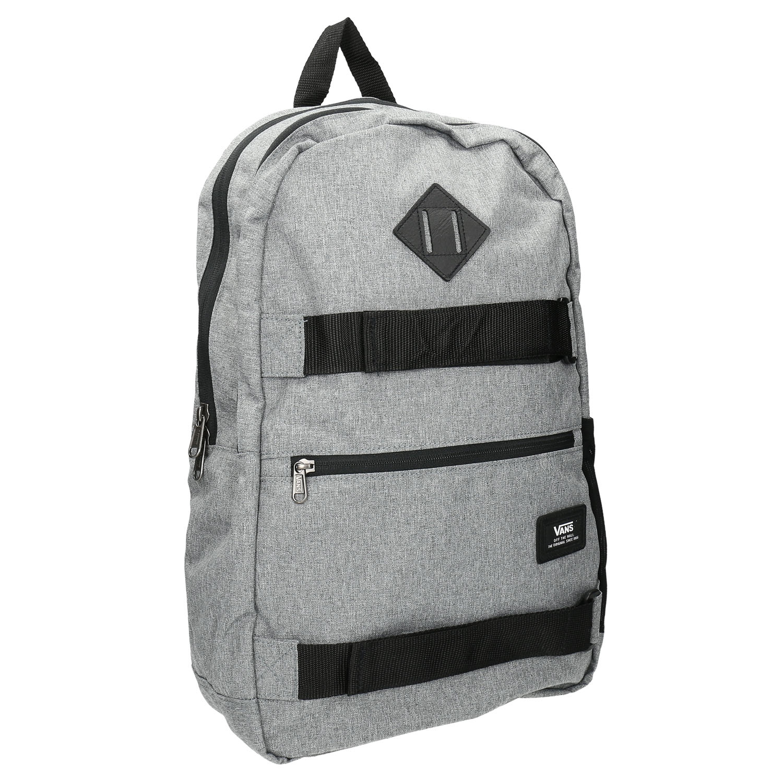 Šedý batoh