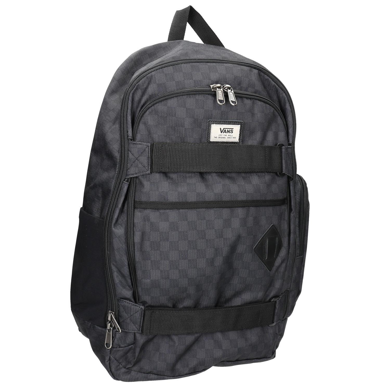 Kostkovaný batoh