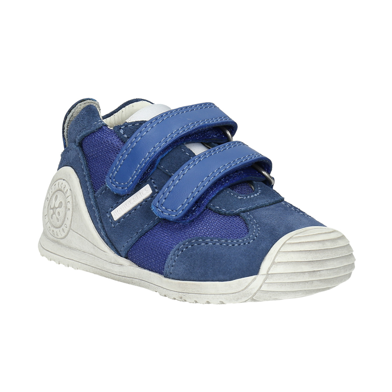 Dětská kožená obuv