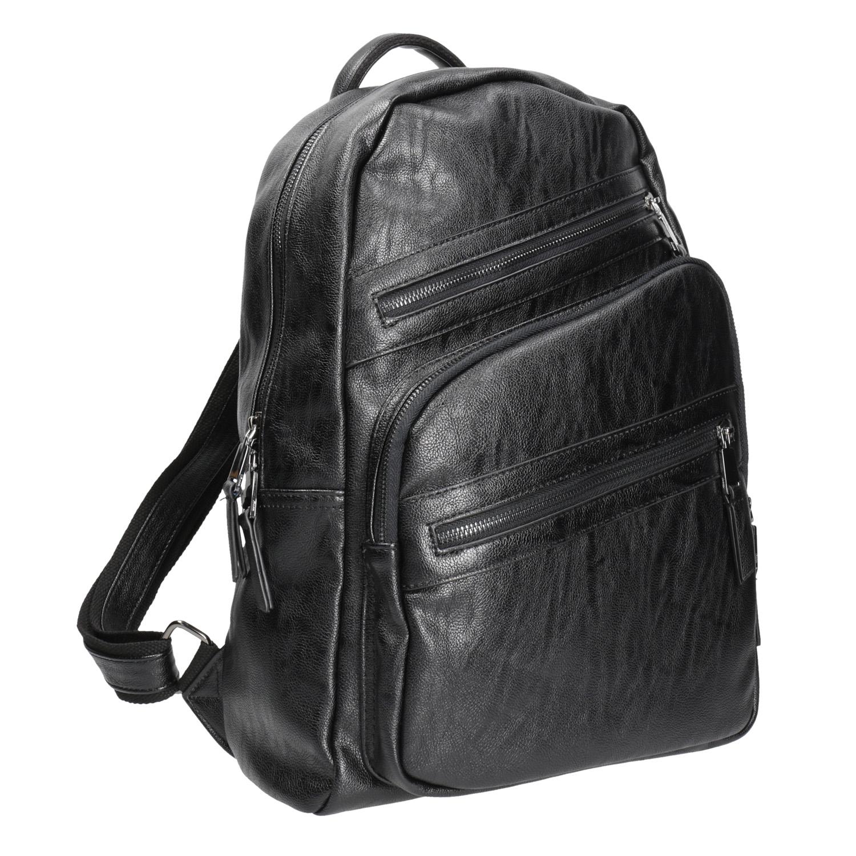 Plecak zzamkami błyskawicznymi - 9616516