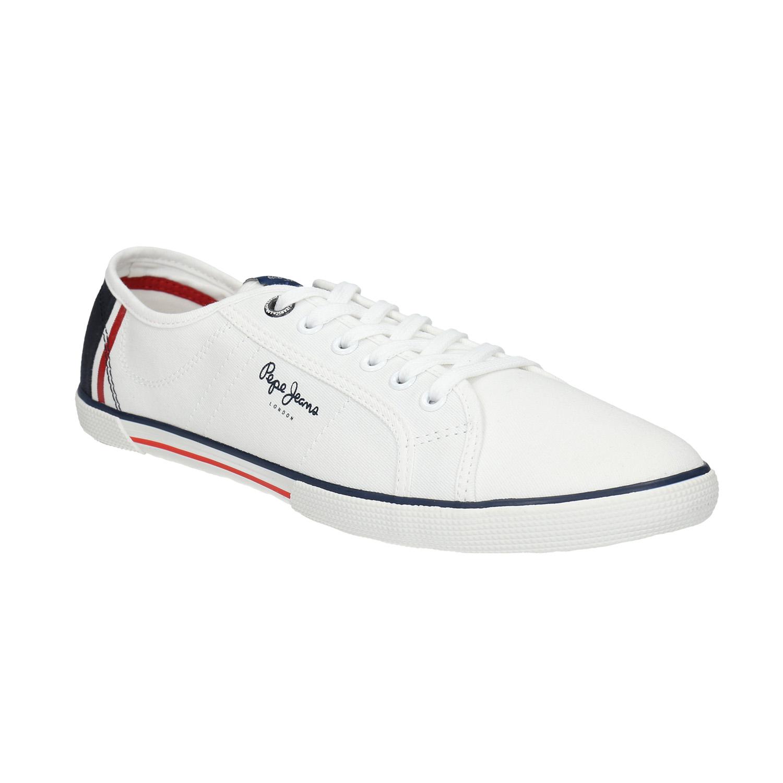 Pánské bílé tenisky